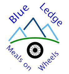 Blue Ledge Meals on Wheels Logo